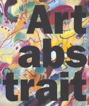 Coffret Art Abstrait ; Iconographie Des Origines - Intérieur - Format classique
