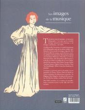Les Images De La Musique - 4ème de couverture - Format classique