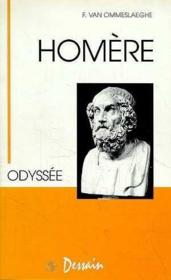 Homere - Odyssee - Couverture - Format classique