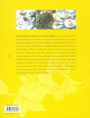 Table vegetale (la) - 4ème de couverture - Format classique