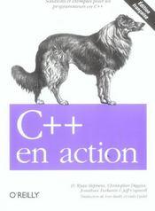 C++ En Action - Intérieur - Format classique