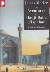 Les aventures de Hadji Baba d'Ispahan - Intérieur - Format classique