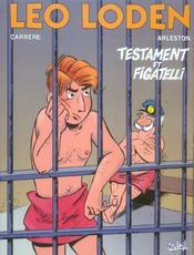 Léo Loden t.10 ; testament et figatelli - Intérieur - Format classique