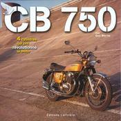 Cb 750 Honda - Intérieur - Format classique