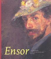 James Ensor - Intérieur - Format classique