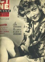 Cine Revue France - 33e Annee - N° 25 - Le Jaloux - Couverture - Format classique