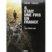 Il était une fois en France t.1 ; l'empire de Monsieur Joseph - Couverture - Format classique