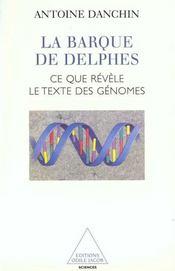 La Barque De Delphes - Intérieur - Format classique