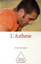 L'asthme - Intérieur - Format classique