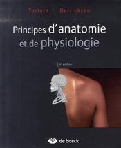 Principes d'anatomie et de physiologie (4e édition) - Intérieur - Format classique