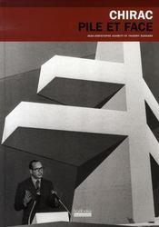 Chirac - Pile et Face - Intérieur - Format classique