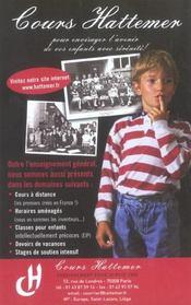 Le Paris Des Tout-Petits (édition 2005) - 4ème de couverture - Format classique