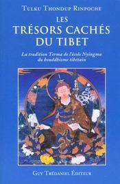 Les Tresors Caches Du Tibet - Intérieur - Format classique