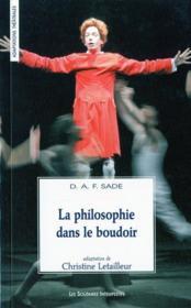 La philosophie dans le boudoir - Couverture - Format classique