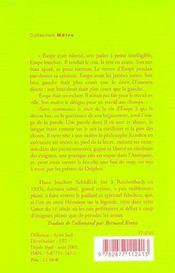 Donne-Lui La Parole - 4ème de couverture - Format classique