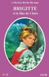 Brigitte et le lilas de Claire - Intérieur - Format classique