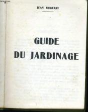 Guide Du Jardinage - Couverture - Format classique