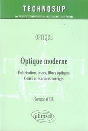 Optique moderne - Intérieur - Format classique