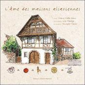 L'âme des maisons alsaciennes - Intérieur - Format classique