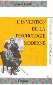 Invention De La Psychologie Moderne - Intérieur - Format classique