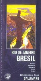 Rio de janeiro brésil (brasilia, sao paulo, salvador, recife, belem) - Intérieur - Format classique