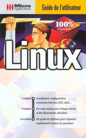 Guide utilisateur linux - Intérieur - Format classique