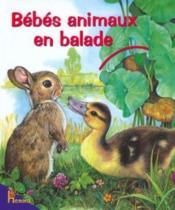 Bébés animaux en balade - Couverture - Format classique