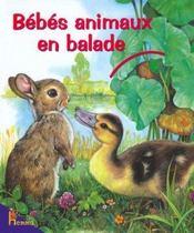 Bébés animaux en balade - Intérieur - Format classique