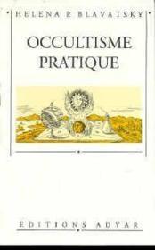 Occultisme pratique - Couverture - Format classique