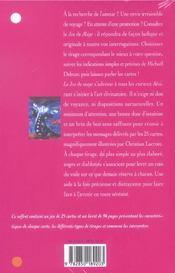 Le Jeu Du Mage - 4ème de couverture - Format classique