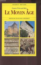 Le Moyen Age - Couverture - Format classique