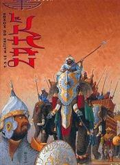 Le khan t.5 ; le maitre du monde - Intérieur - Format classique