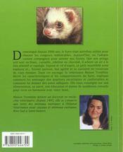 Le Furet - 4ème de couverture - Format classique