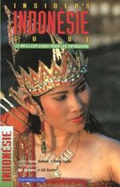 Insider'S Indonesie - Couverture - Format classique