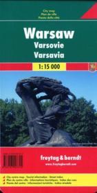 **varsovie - 4ème de couverture - Format classique