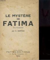 Le Mystere De Fatima - Couverture - Format classique