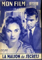 Mon Film N° 607 - La Maison Des Secrets - Couverture - Format classique