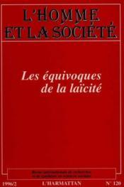 Les Equivoques De La Laicite - Couverture - Format classique