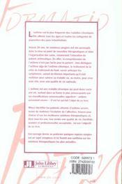 L'Asthme Severe - 4ème de couverture - Format classique