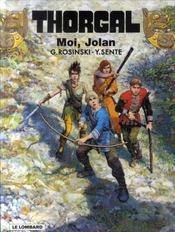 Moi, Jolan - Intérieur - Format classique