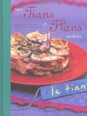 Mes Tians Et Flans Preferes - Intérieur - Format classique