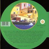 Petite anthologie culinaire de la pizza - 4ème de couverture - Format classique