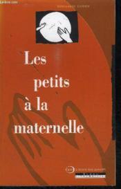 Les Petits A La Maternelle - Couverture - Format classique