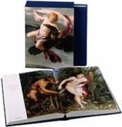 Les Métamorphoses d'Ovide ; illustrées par la peinture baroque - Couverture - Format classique