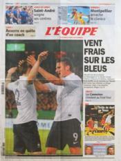 Equipe (L') N°21052 du 02/03/2012 - Couverture - Format classique
