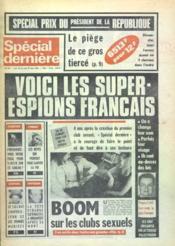 Special Derniere N°316 du 22/03/1975 - Couverture - Format classique