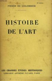 Histoire De L'Art. - Couverture - Format classique