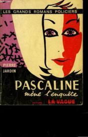 Pascaline Mene L'Enquete - N°553 - Couverture - Format classique