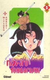 Niji-iro tohgarashi t.3 - Couverture - Format classique