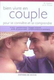 Bien Vivre En Couple - Couverture - Format classique